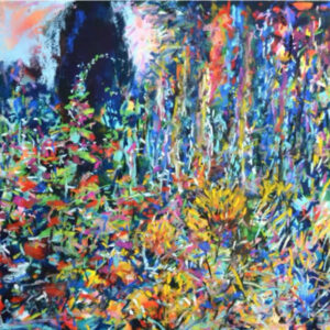 Vibrant Flowers with Peter Wood